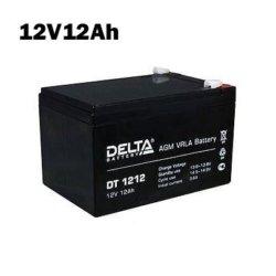 Аккумулятор 12V 12AH DELTA DT